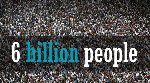 Project Ara - 6 Billion People