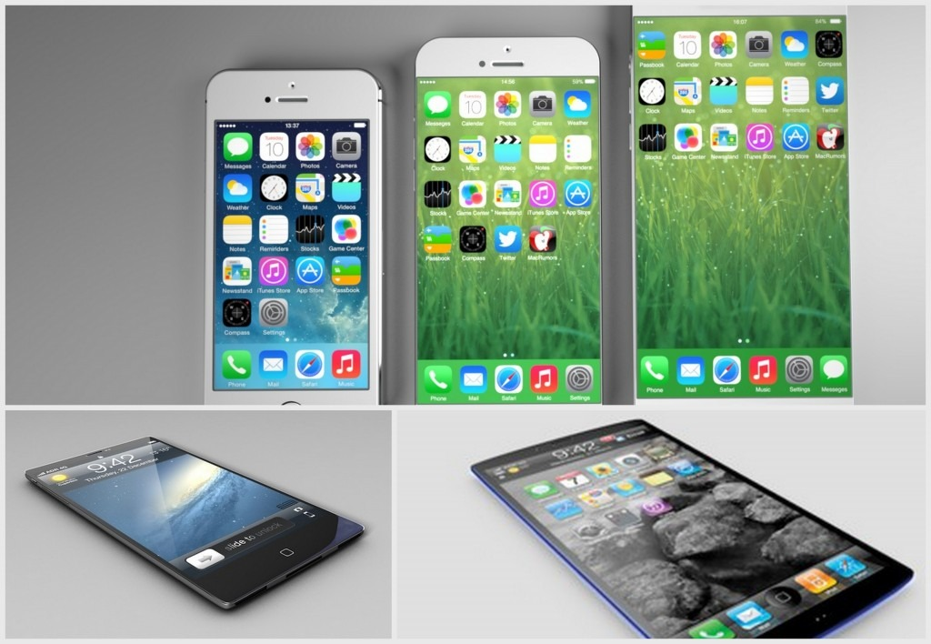 Apple Phablet Concepts