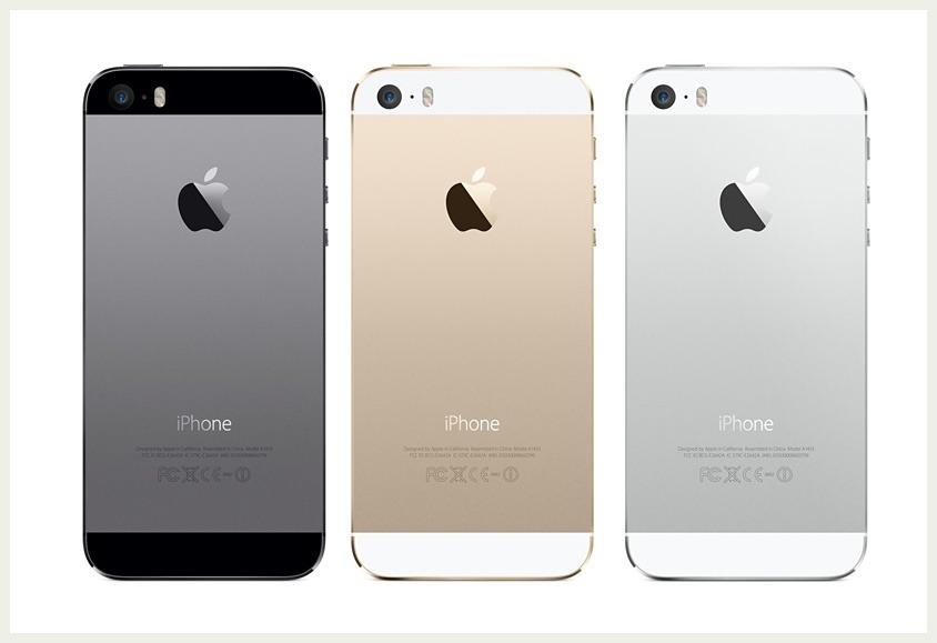 Best Smartphones of 2014 Apple iPhone 5S