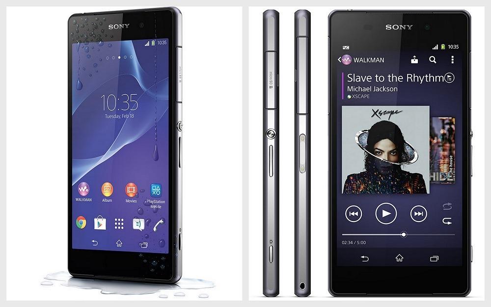 Best Smartphones of 2014 Sony Xperia Z2