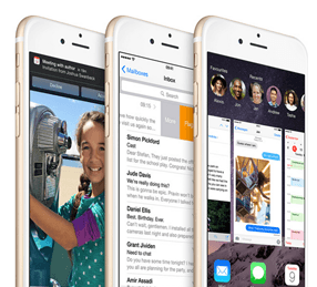 New Features in iOS 8