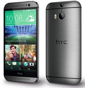 HTC One M8 latest business mobiles
