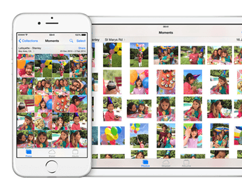 New Features in iOS 8 Photos