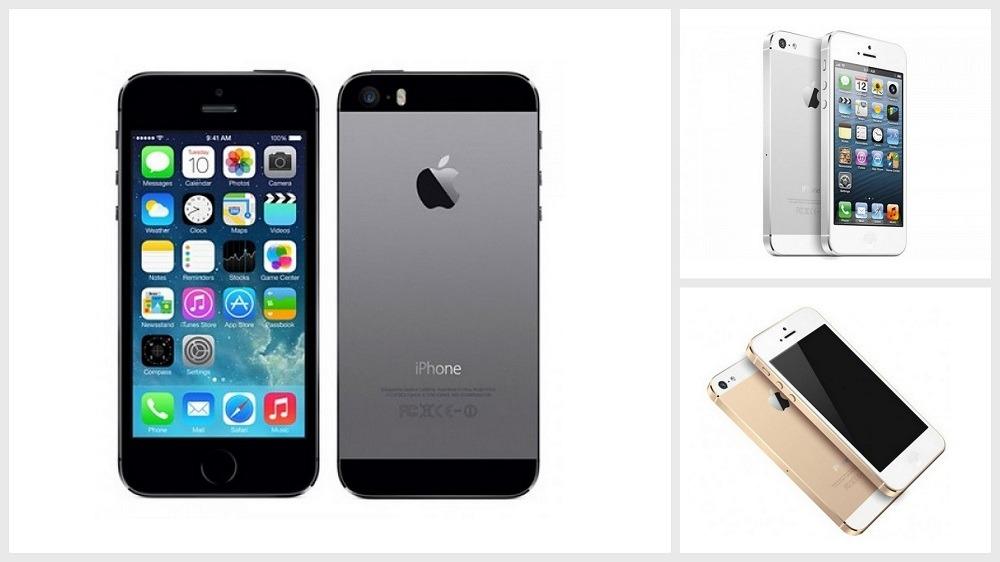 Smartphones Apple iPhone 5S