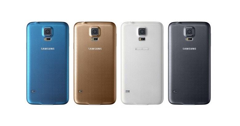 Samsung Galaxy S5 Best Smartphones of 2014