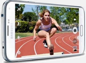 Samsung S5 Auto Focus