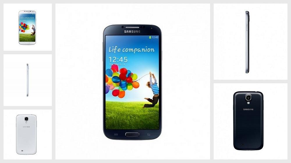 Smartphones Samsung Galaxy S4