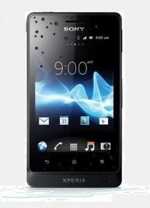 Affordable Smartphones Sony Xperia Go