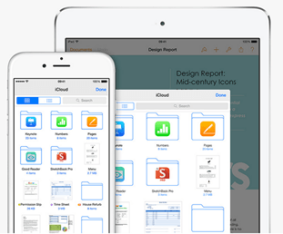 New Features in iOS 8 iCloud Drive