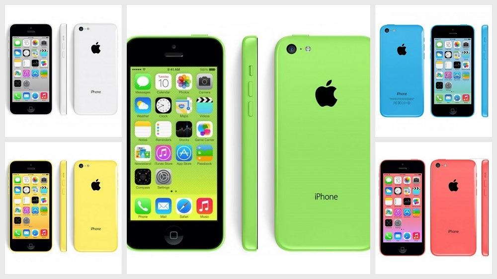 iPhone 5C Smartphones