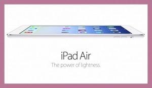 new ipad release
