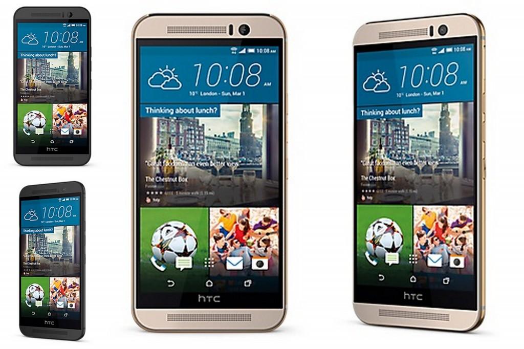New Phones 2015 HTC One M9