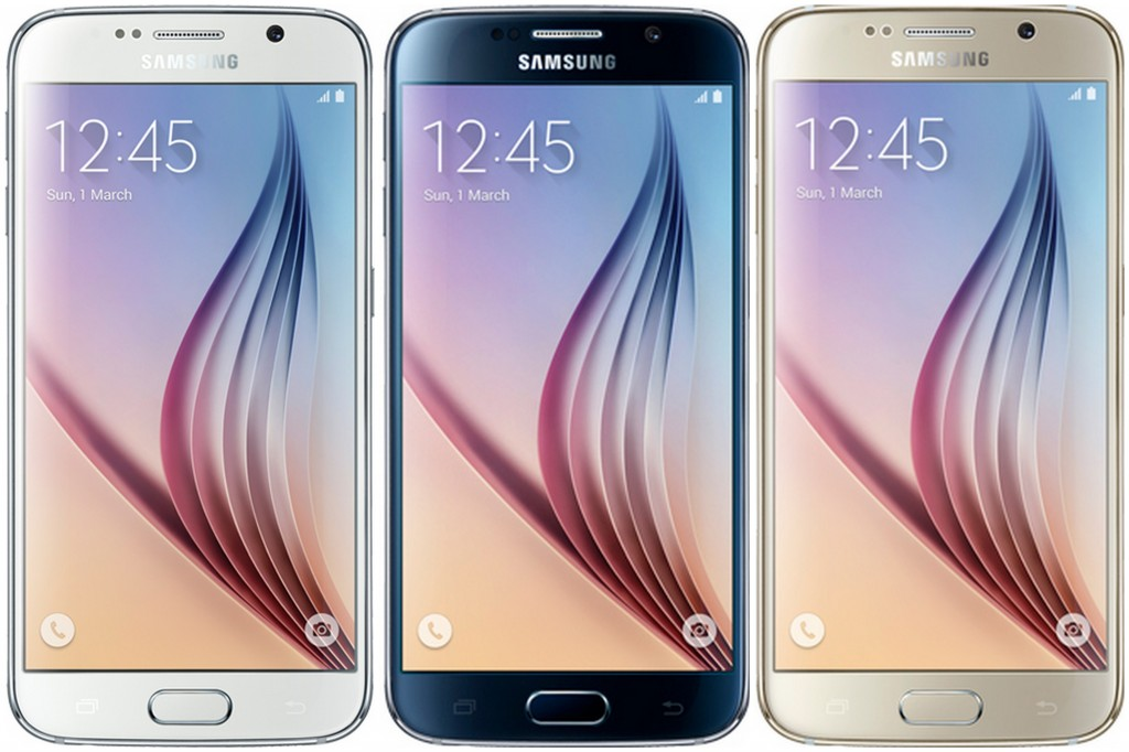 New Phones 2015 - Samsung Galaxy S6