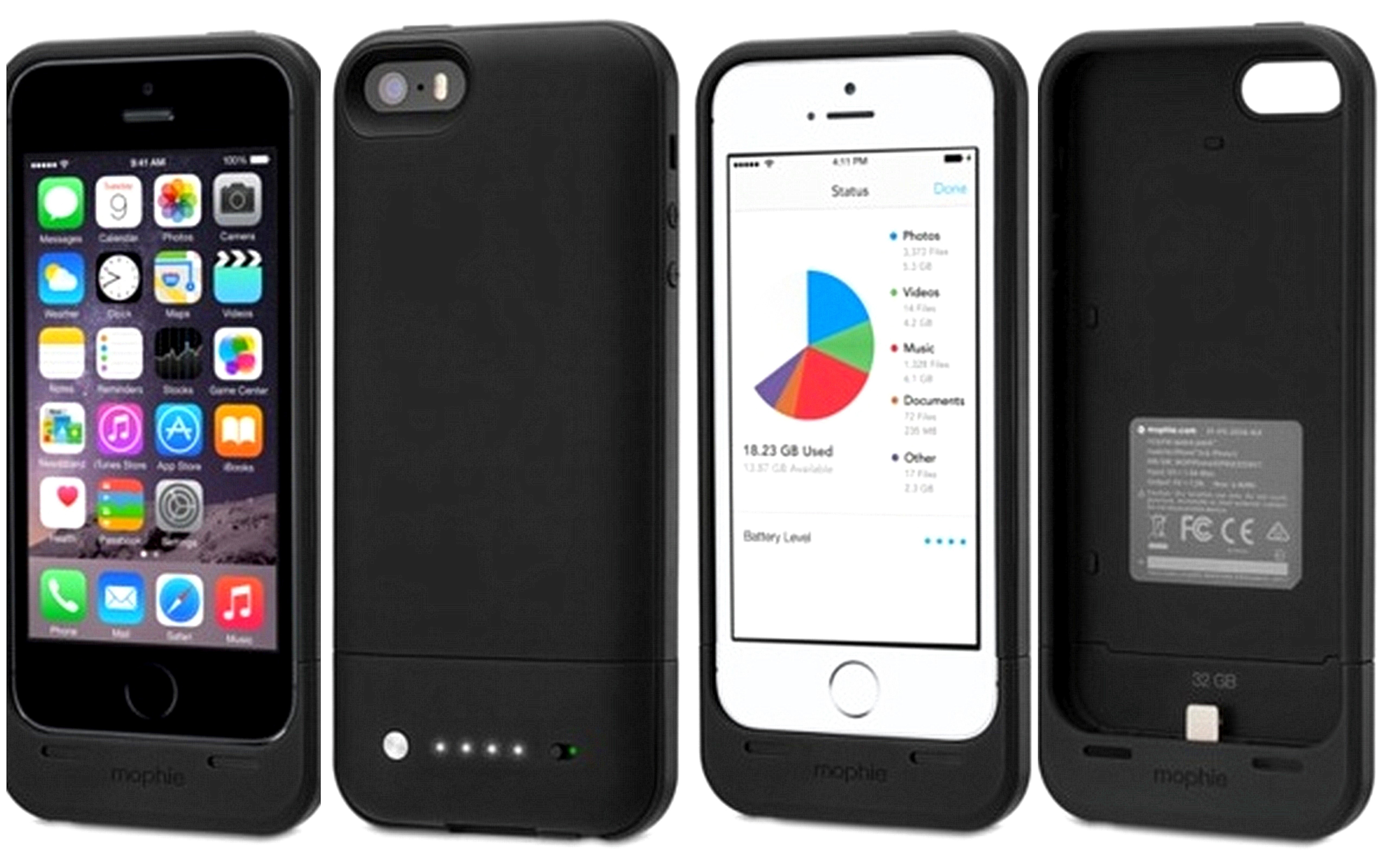 Mophie Space Pack Review Black