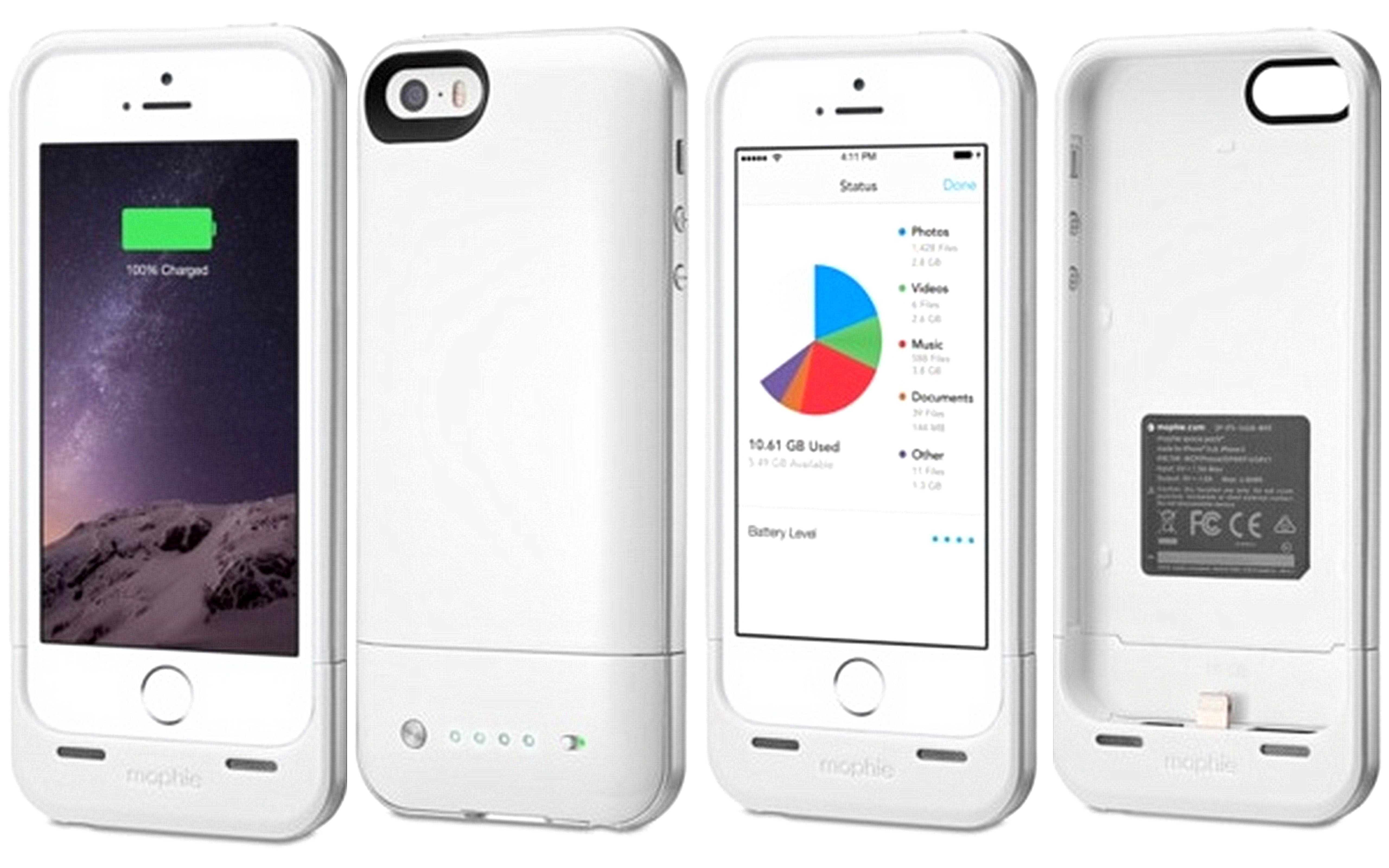 Mophie Space Pack Review White