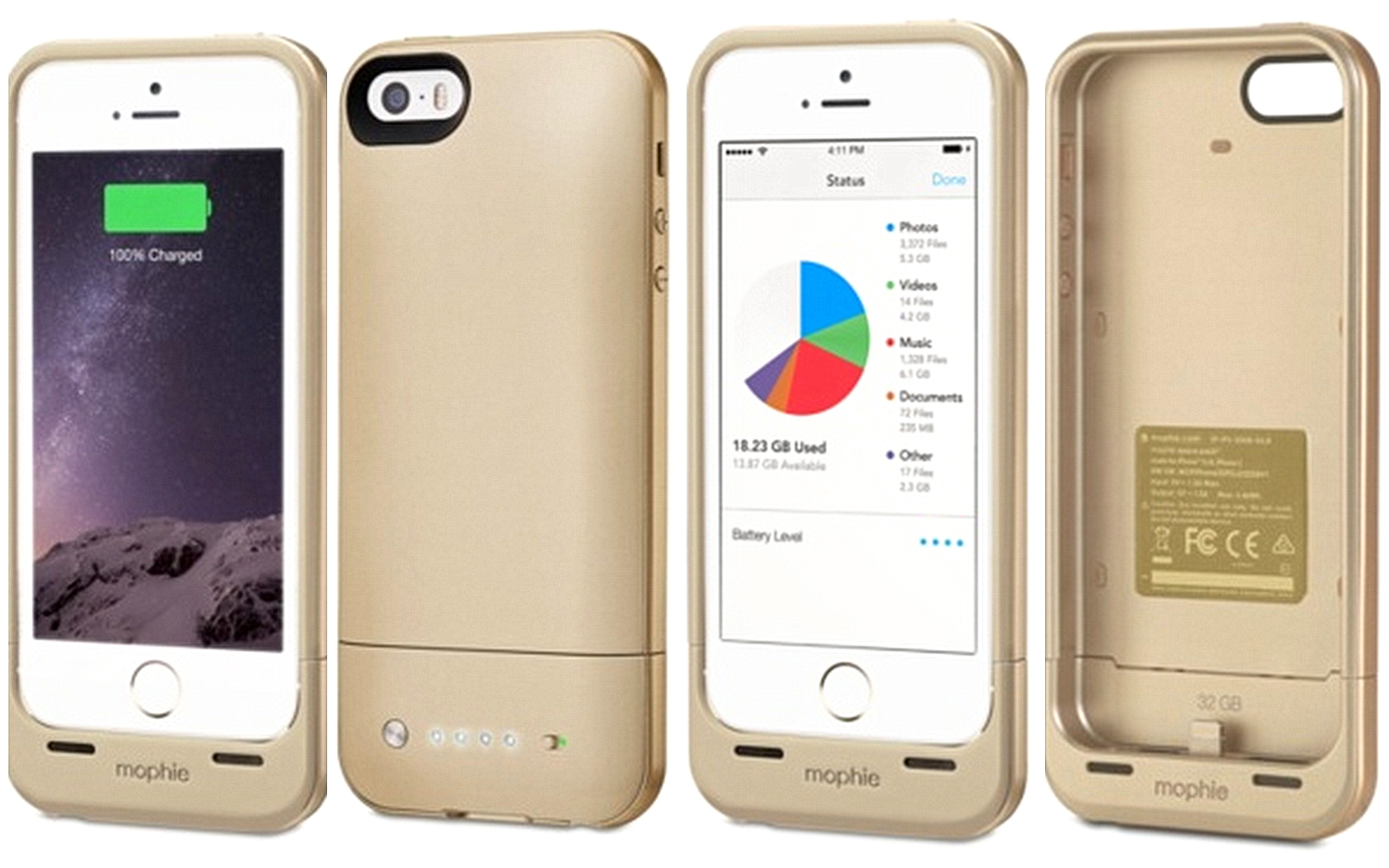 Mophie Space Pack Review Gold