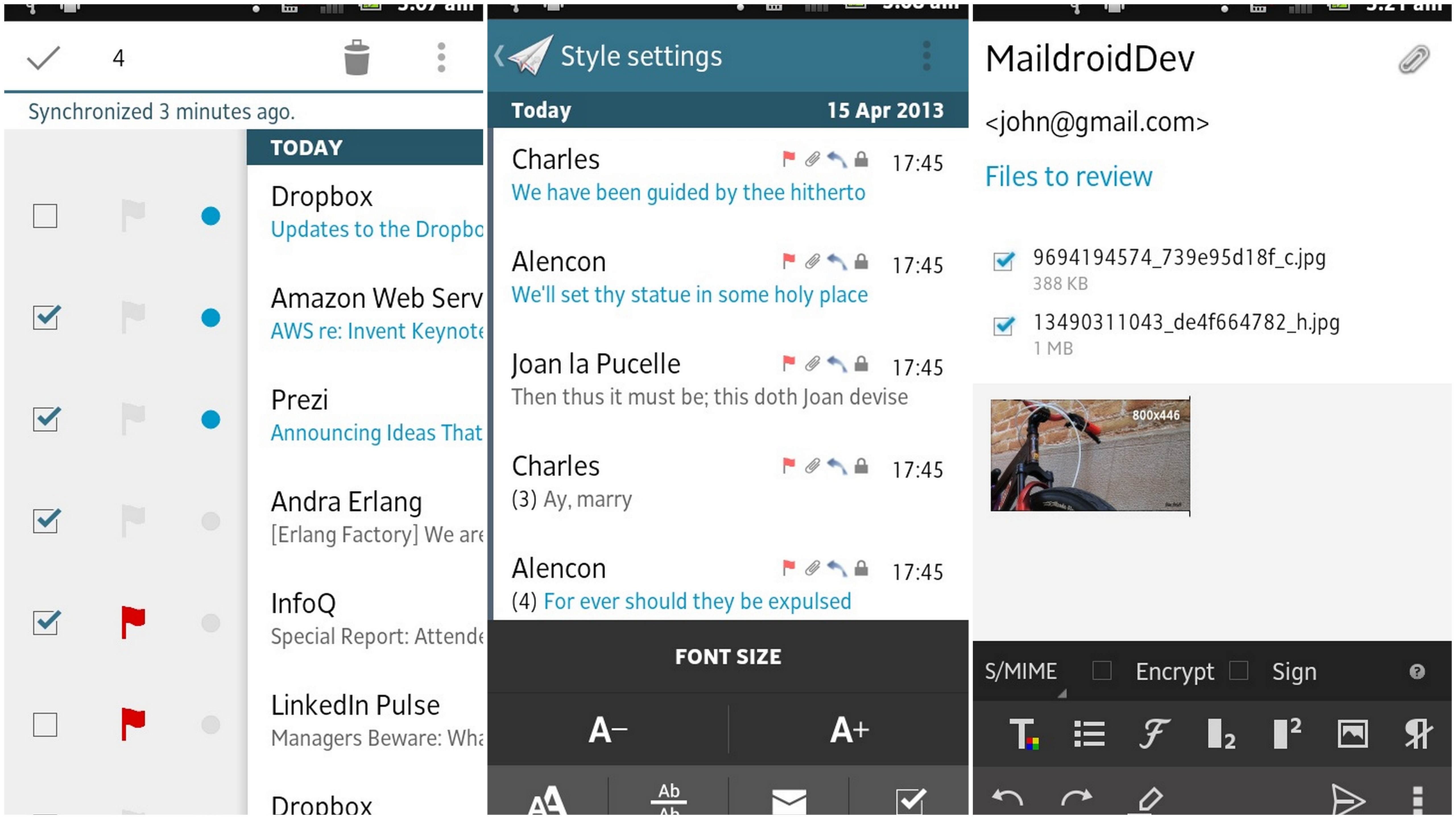 top 5 free productivity apps for Android