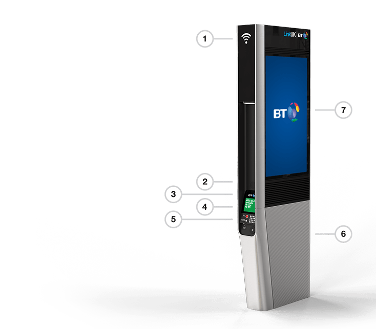 BT to offer free Wi-Fi, mobile charging, calls and maps in London