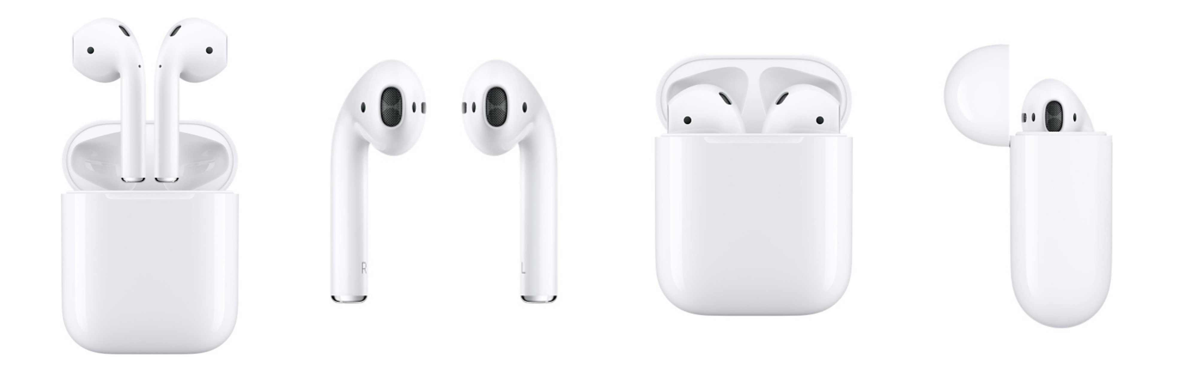 Apple AirPods now released