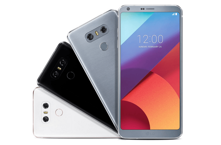 LG G6 Top new phones released at the Mobile Congress