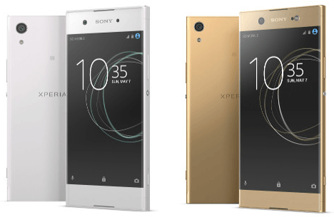 Sony Xperia XA1 Top new phones released at the Mobile Congress
