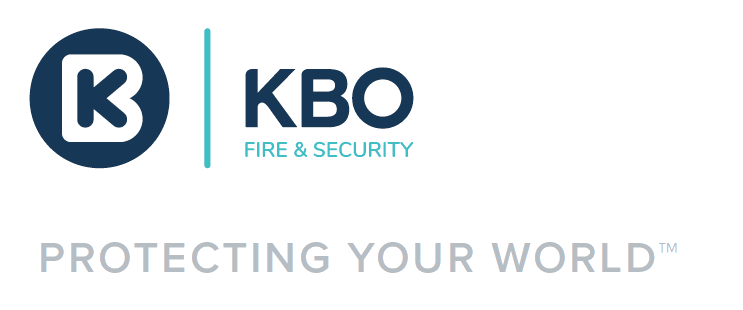KBO Fire and Security Client Logo